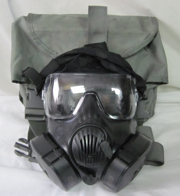 12 Mask Gas M51 Army Us Small Issue